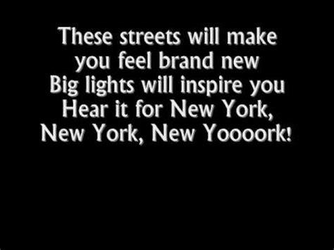 alicia keys  york empire state  mind part
