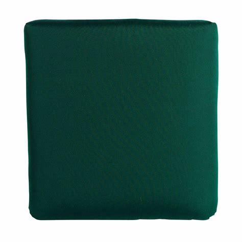 sunbrella forest green outdoor seat cushion 1572720640
