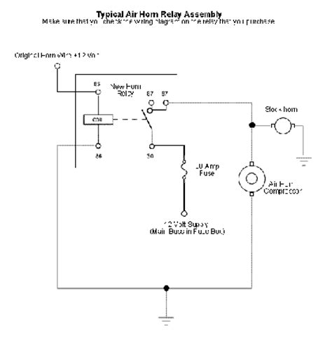 Motorcycle Horn Relay Wiring Diagram by Best Horn For Your Motorcycles Melardenio Dot