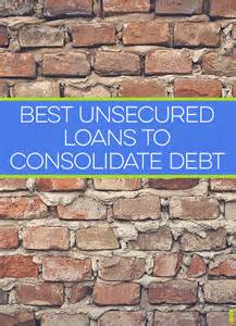 Best Unsecured Loans for Debt Consolidation