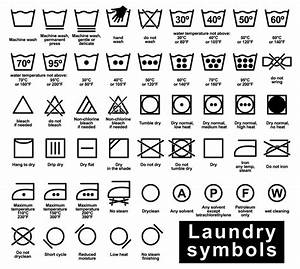 Waschhinweise Symbole Bedeutung : laundry care symbols demystified wash day hieroglyphics made easy the laundry center nyc ~ Pilothousefishingboats.com Haus und Dekorationen