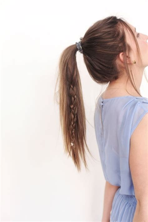 Cool Easy Ponytail Hairstyles by 20 Ponytail Hairstyles Discover Ponytail Ideas Now