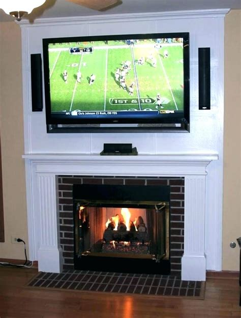 mounting a tv a fireplace mounting a tv a fireplace framing junction boxes