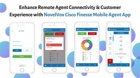cisco finesse agent app experience remote mobile user customer