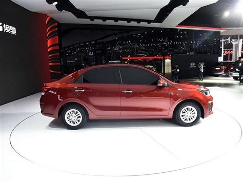 Kia Pegas 2020 Price In by Kia Premiered The Pegas Sedan At Shanghai Auto Show