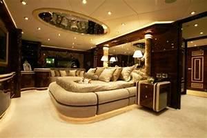 Yacht De Luxe Interieur : chambre yacht de luxe fotos ~ Dallasstarsshop.com Idées de Décoration