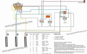 Hermetico Guitar  Wiring Diagram  Guitar Tech Craig U0026 39 S Mega Switch