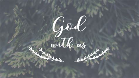 Trailhead Church, Edwardsville Illinois - God With Us