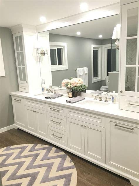 ideas  master bathroom vanity pinterest bath