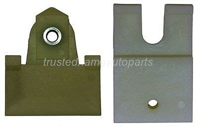 door window sash channel guide glass retainer clips kit pcs ebay