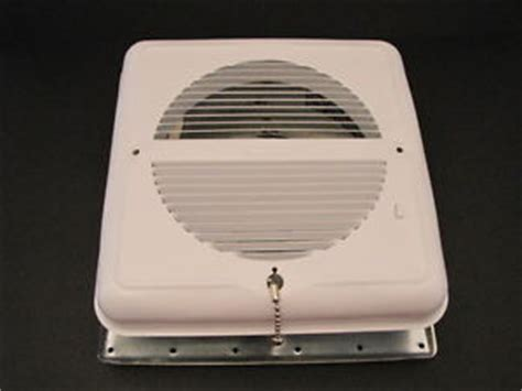 mobile home attic exhaust fan rv exhaust fan ebay