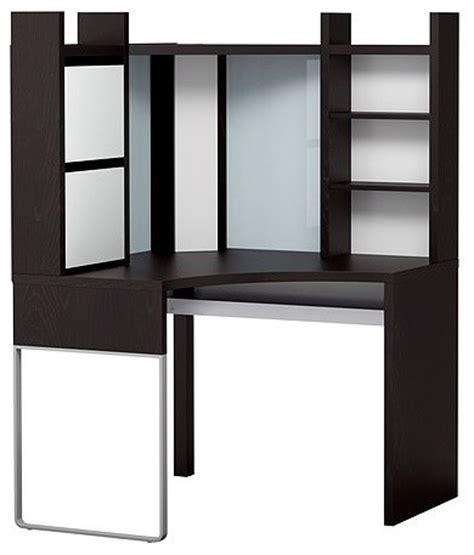 corner desk with hutch ikea micke corner workstation scandinavian desks and