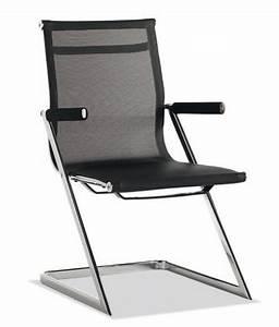 Chaise De Bureau Sans Roulettes : photo chaise de bureau sans roulettes ~ Melissatoandfro.com Idées de Décoration