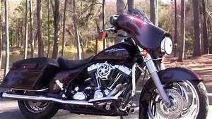 Used 2007 Harley Davidson Street Glide Motorcycles For