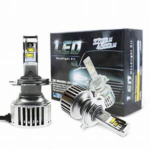 Evitek G6 Led Headlight Bulbs For Cars Motorcycles Lo