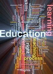 Educational Background Education Background Concept Stock Photo