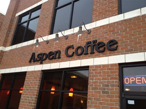 I would recommend aspen to any visitor or local for a great cup of coffee or tasty treat. Fountain Square   Visit Stillwater