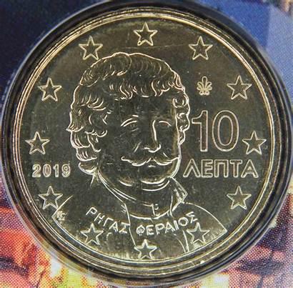 Coin Greece Cent Coins Euro Tv
