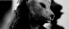 You're next fox mask gif   Psychos with Masks   Pinterest ...