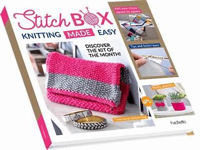 Knitting Stitch Box
