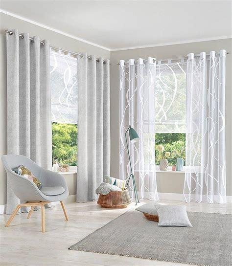 Gardinen Beispiele Wohnzimmer by Gardinen Wohnzimmer Beispiele In 2019 Home Gardinen