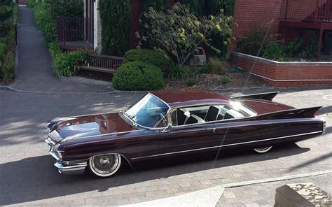 1960 Cadillac Coupe de Ville - Show & Shine - Shannons Club