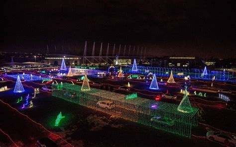 drive through christmas lights denver colorado the best light displays in every state travel leisure
