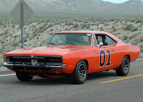 1969 DODGE CHARGER COUPE 'BOS GENERAL LEE'   60838