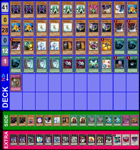 monarch structure deck profile lord invishil s yugioh news and discussions deck profile