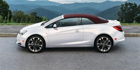 2019 Buick Cascada Luxury Convertible  Exterior Features