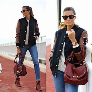 College Look Style : marianela yanes c a jacket daniel wellington watch nowistyle bag college style lookbook ~ Orissabook.com Haus und Dekorationen