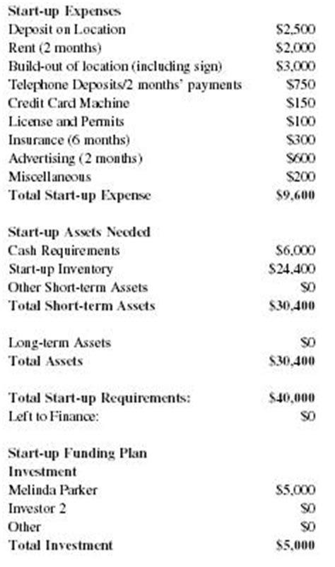 dollar store business plan executive summary company