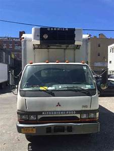 Mitsubishi Fuso Fe  Box Trucks