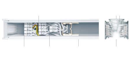 Lichtbandleuchten TECTON: 1 System mit Optionen   Zumtobel