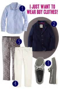 Cute Tomboy Clothes for Girls