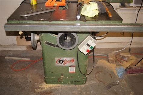 Used Grizzly Cabinet Saw by Questions About Grizzly Table Saw By Amt Lumberjocks