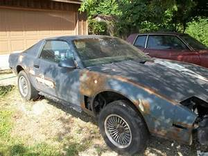 Find Used 1984 Pontiac Trans Am For Parts Or Possible