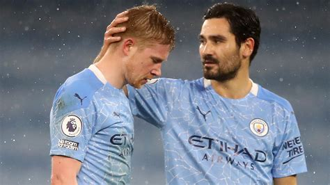 De Bruyne facing up to six weeks out at Man City with ...
