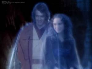 Anakin and Padme Force Ghosts | Star Wars/All Together ...