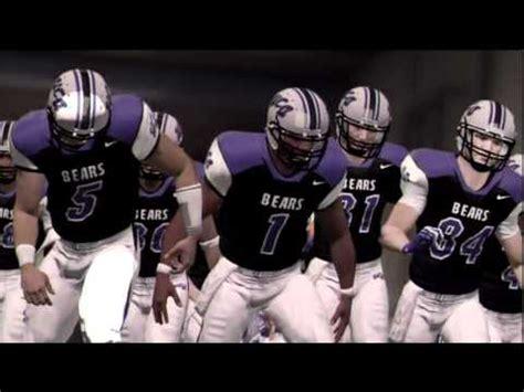 gen uniforms central arkansas bears youtube