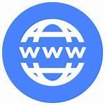 Wide Website Transparent