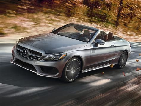 convertible mercedes new 2018 mercedes benz c class price photos reviews