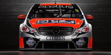 Mercedes-benz Unhappy, Concerned With V8 Supercars Team