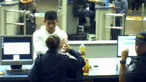 Us Border Agents Caught  U0026 39 Encouraging U0026 39  Teenager To Drink