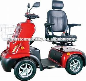 Electric Scooter For Elderly And Disabled With Ce Approved ...