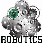Robot Gear Clipart Ec Robotics Emmanuel Christian