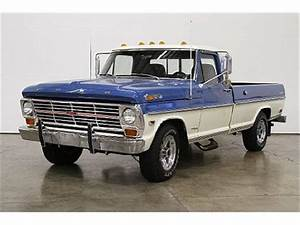 1968 Ford F250 - Information And Photos