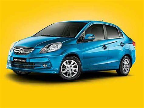 Top 10 Fuel Efficient Cars by 2 Honda Amaze Diesel 25 8 Kmpl Top 10 Fuel Efficient