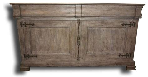Antique White Sideboards And Buffets by Philippe Pickled Antique White Sideboard Traditional