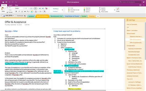 Using Microsoft OneNote: Law School Notes – LawToya Talks ...